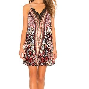 Free People Love Bird Mini Dress